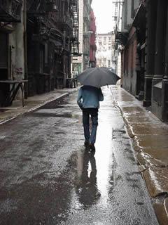 Esas cosas que trae la lluvia
